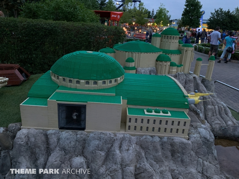 Star Wars Miniland at LEGOLAND Deutschland