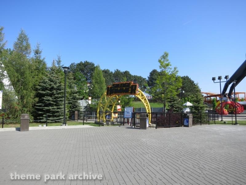 Sledge Hammer at Canada's Wonderland