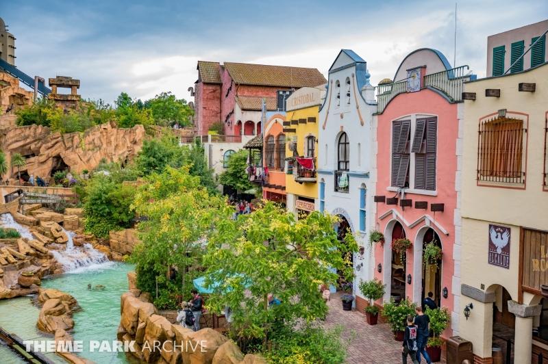 Chiapas at Phantasialand