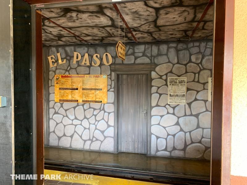 El Paso at Bobbejaanland