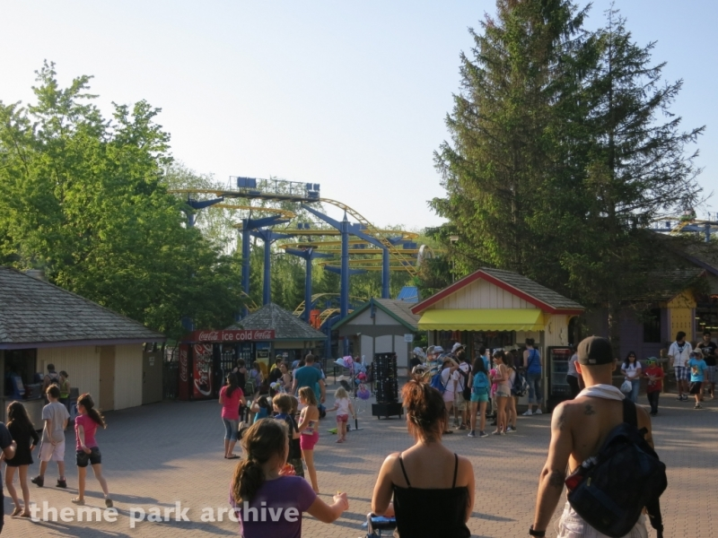 The Fly at Canada's Wonderland