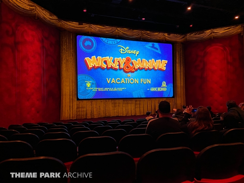 Vacation Fun at Disney's Hollywood Studios