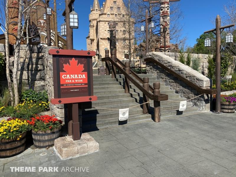 Canada at EPCOT