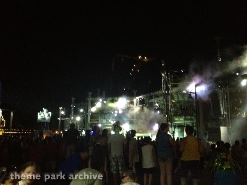 Luminosity at Cedar Point