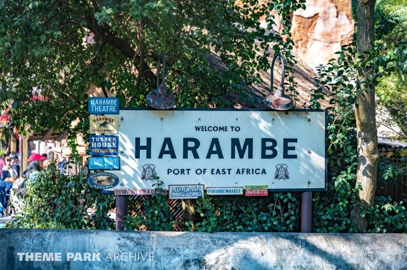 Africa at Disney's Animal Kingdom