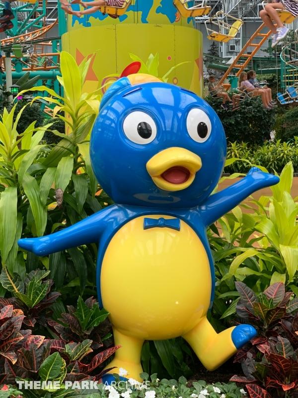 Backyardigans Swing Along at Nickelodeon Universe at Mall of America