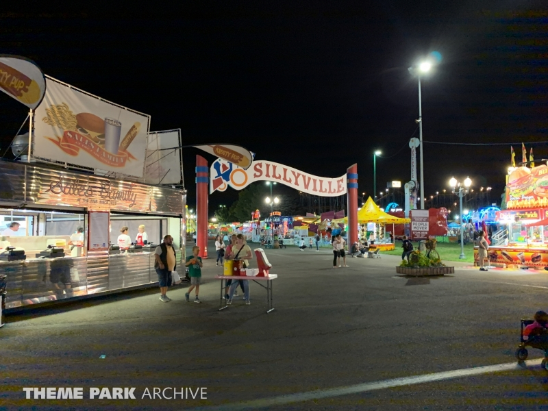 SillyVille at Washington State Fair