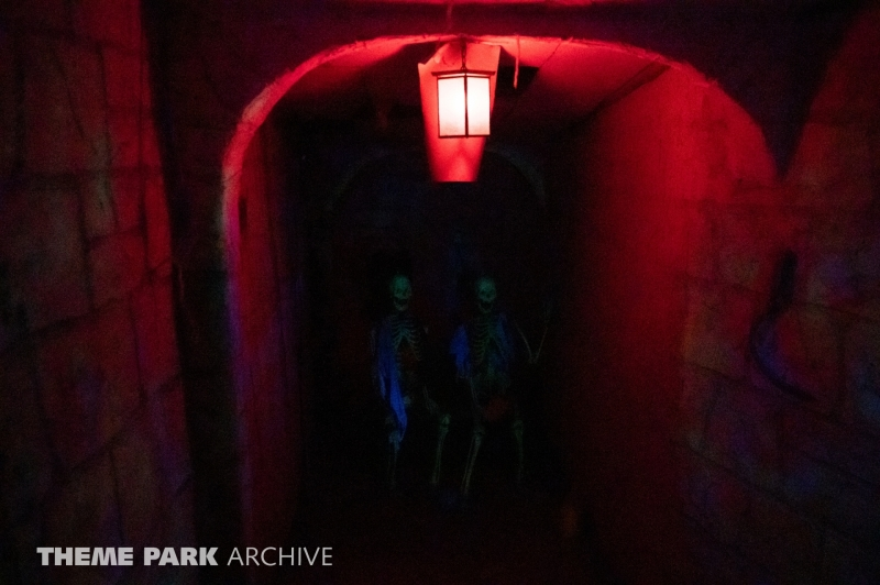 Haunted House at Enchanted Forest