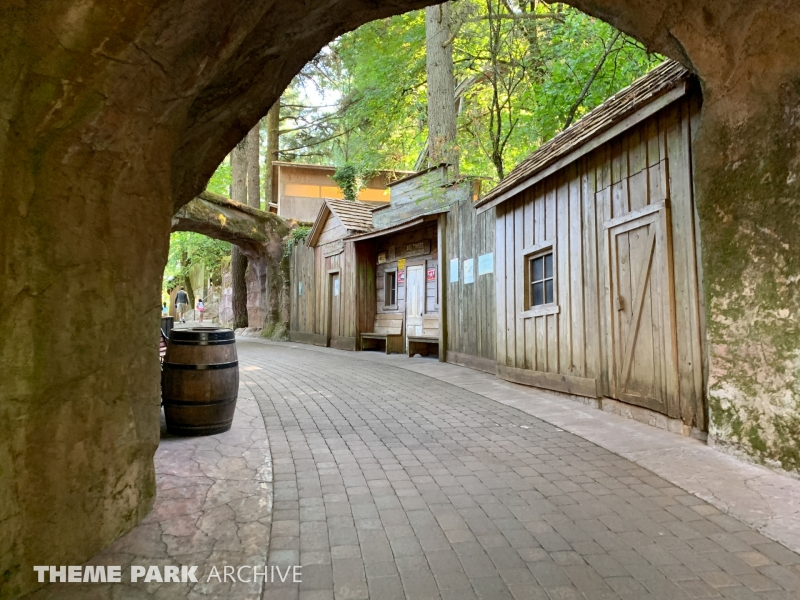 Tofteville Western Town at Enchanted Forest