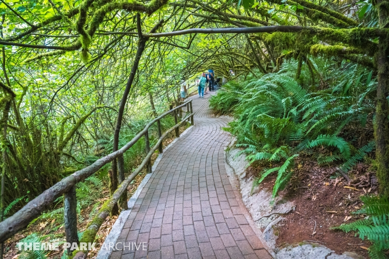 Storybook Lane at Enchanted Forest