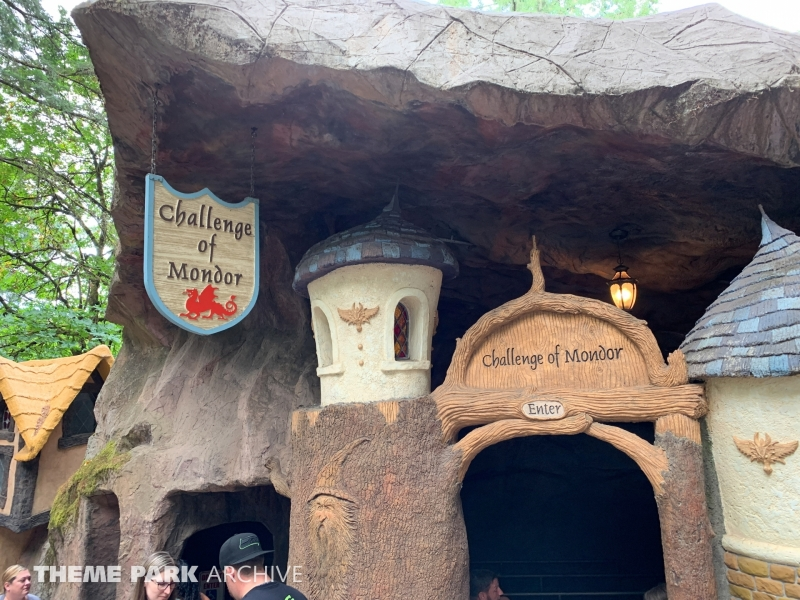 Challenge of Mondor at Enchanted Forest