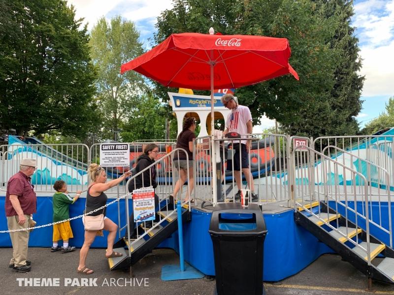 Rockin Tug at Oaks Park