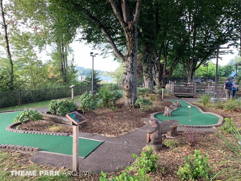 Chipper's Woods Miniature Golf at Oaks Park