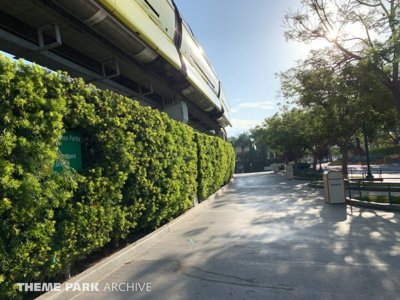 Mickey & Friends Parking Structure at Downtown Disney Anaheim