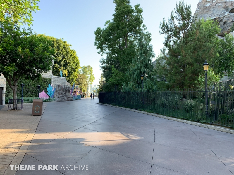 Fantasyland at Disneyland