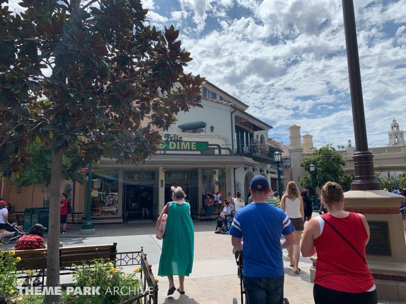 Buena Vista Street at Disney California Adventure