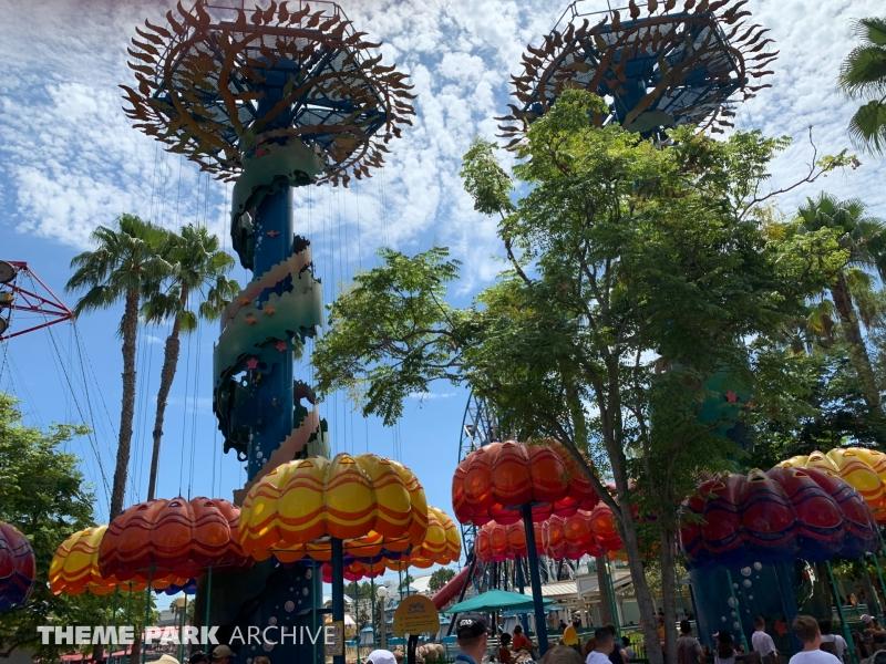 Jumpin' Jellyfish at Disney California Adventure