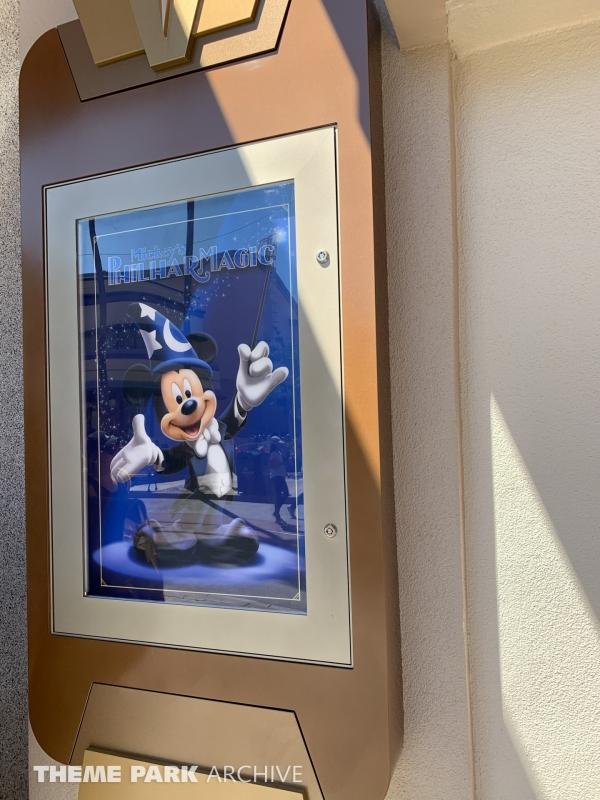 Mickey's PhilharMagic at Disney California Adventure