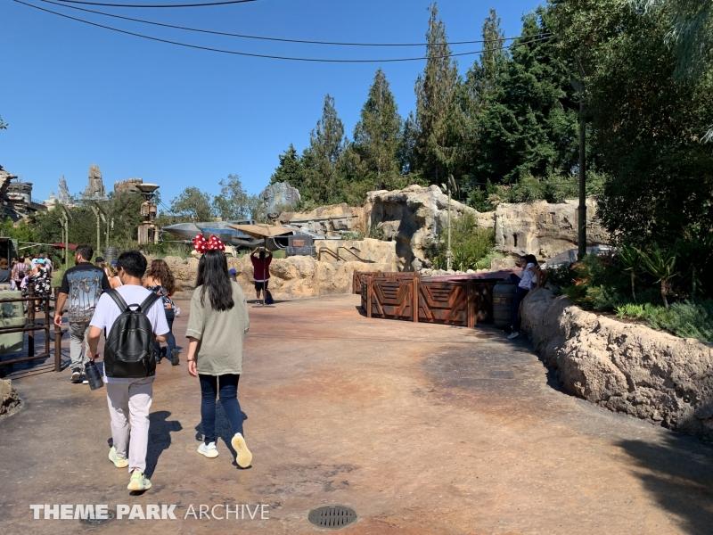 Star Wars: Galaxy's Edge at Disneyland