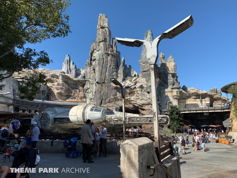 Millennium Falcon Smugglers Run at Disneyland
