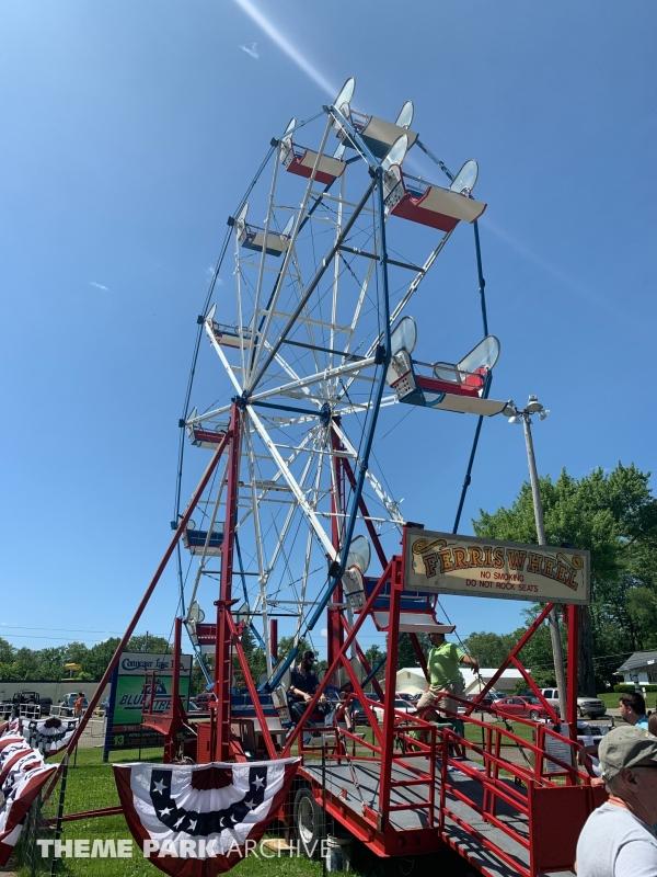 Ferris Wheel at Conneaut Lake Park
