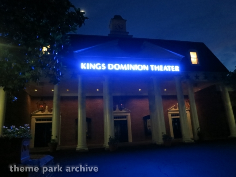 Kings Dominion Theatre at Kings Dominion