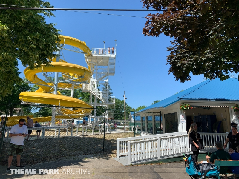 Splash City at Conneaut Lake Park