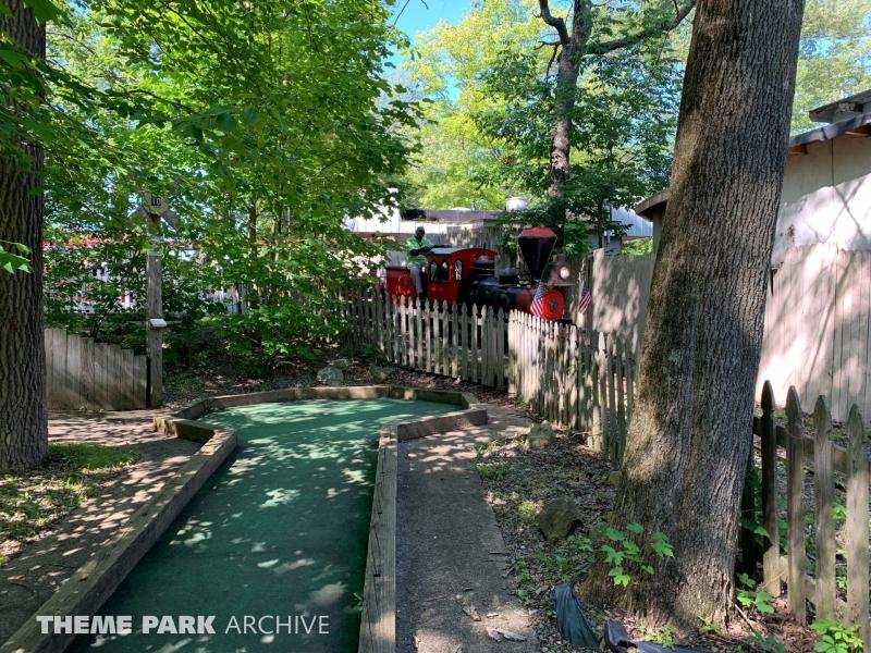 Mini Golf at Conneaut Lake Park
