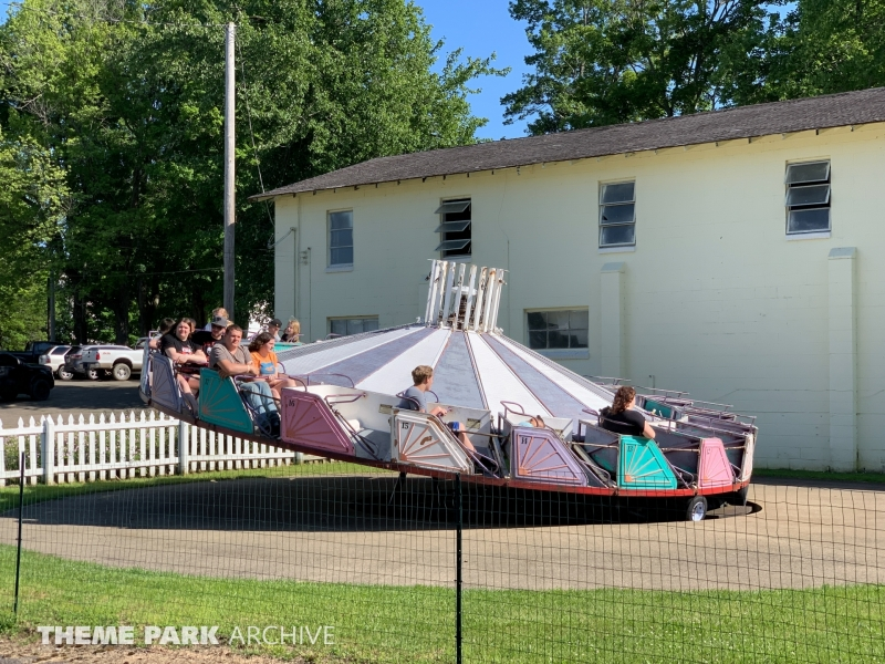 Trabant at Conneaut Lake Park