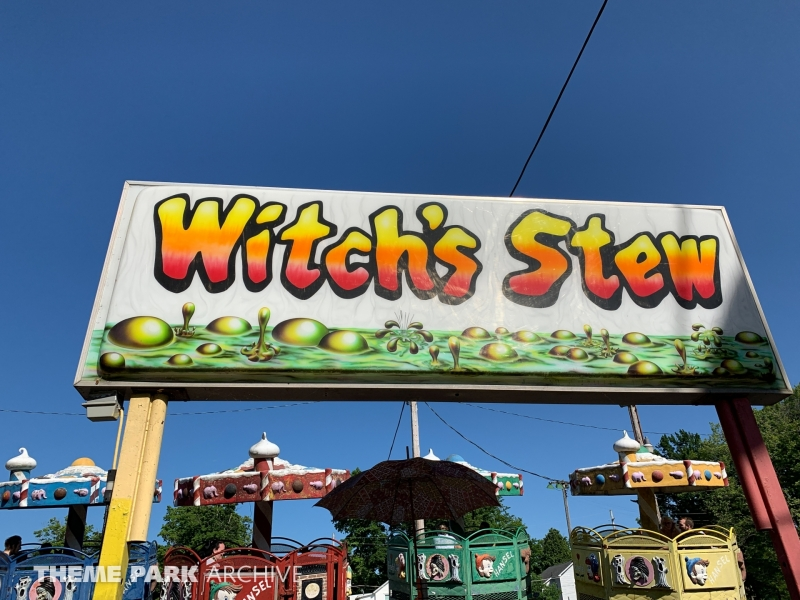Witch's Stew at Conneaut Lake Park