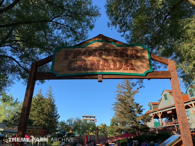 Frontier Canada at Canada's Wonderland