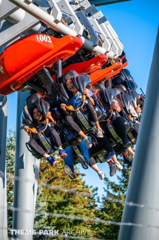 Flight Deck at Canada's Wonderland
