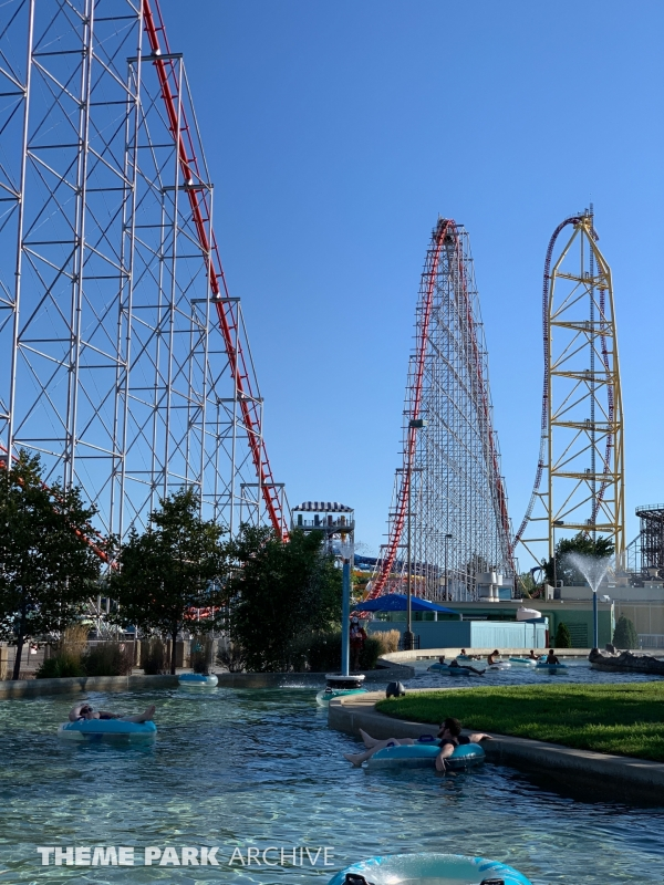 Magnum XL 200 at Cedar Point