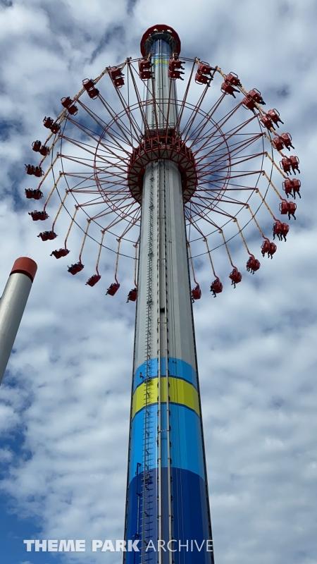 Windseeker at Cedar Point