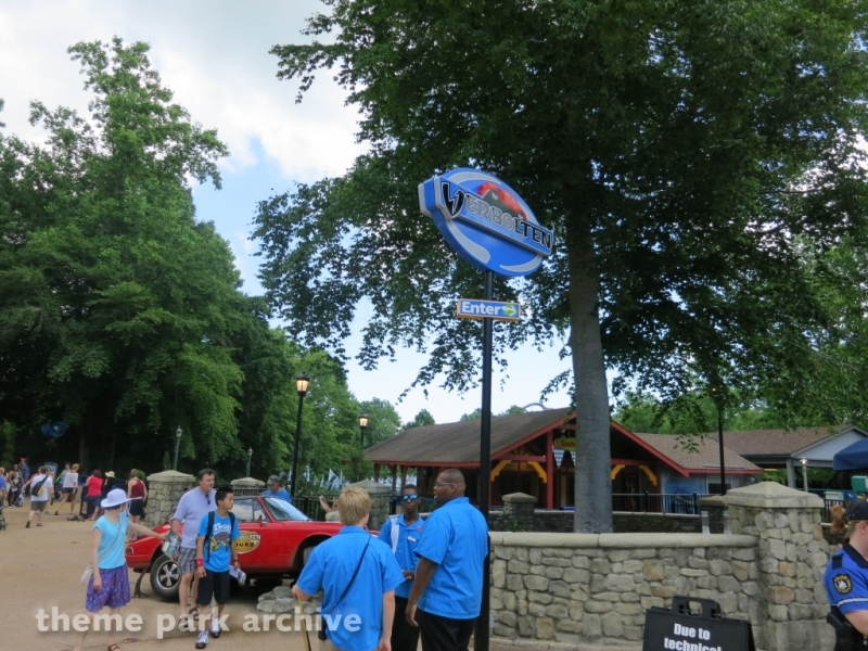 Abbey Stone Theatre at Busch Gardens Williamsburg