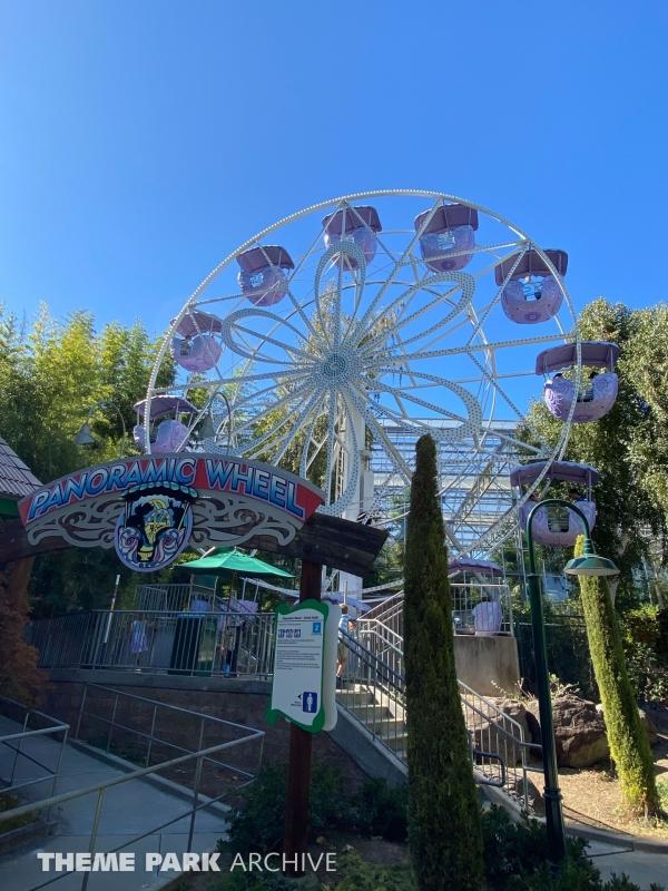 Panoramic Wheel at Gilroy Gardens
