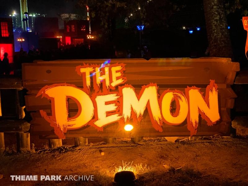 Demon at California's Great America