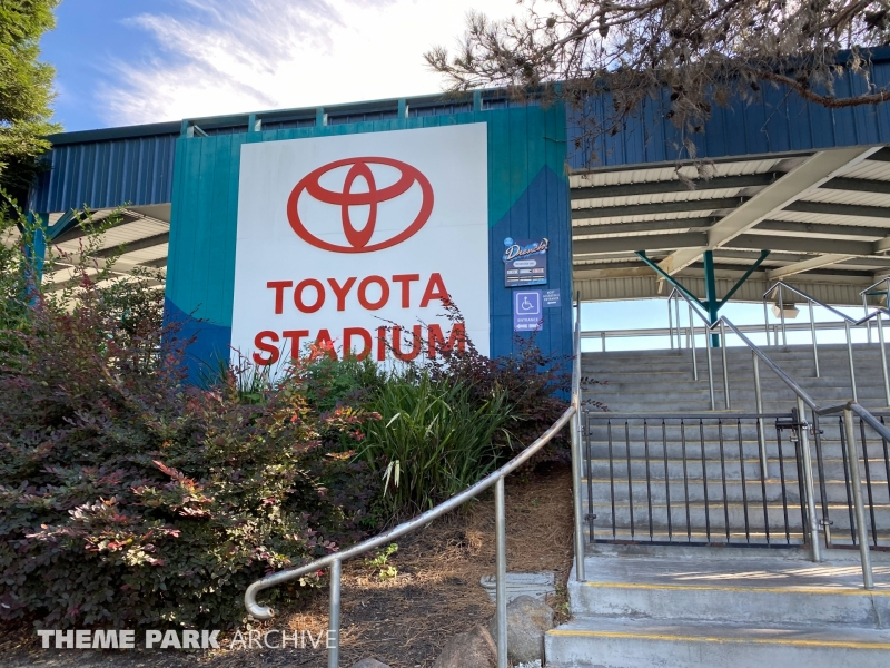 Toyota Stadium at Six Flags Discovery Kingdom