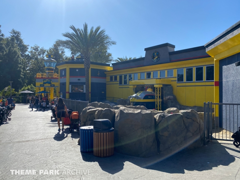 LEGO City Deep Sea Adventure at LEGOLAND California