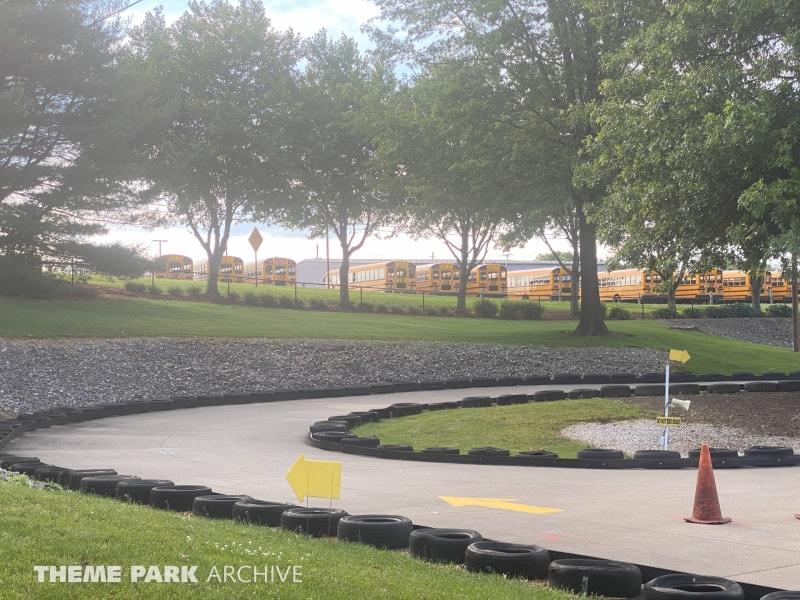 F 22 Raptor Go Karts at Sluggers & Putters Amusement Park