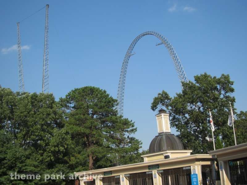 Dare Devil Dive at Six Flags Great Adventure