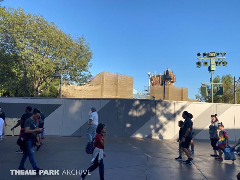 Avengers Campus at Disney California Adventure