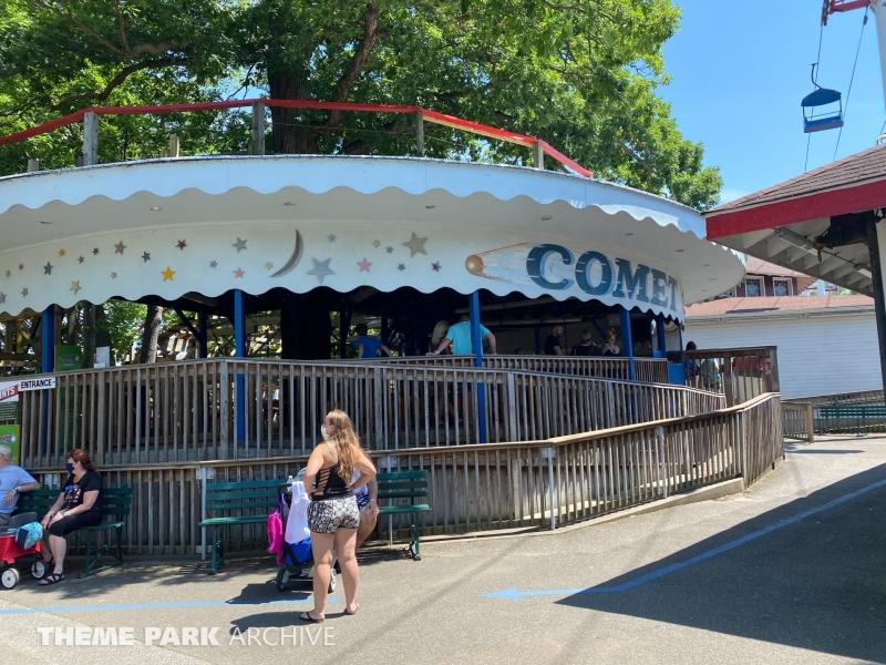 Comet at Waldameer Park