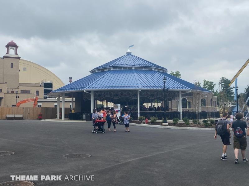 Carrousel at Hersheypark