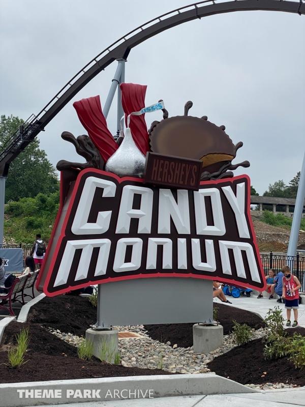 Candymonium at Hersheypark