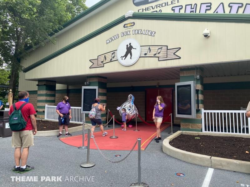 Music Box Theatre at Hersheypark