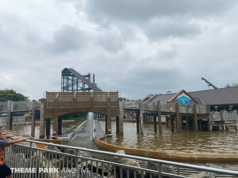 Tidal Force at Hersheypark