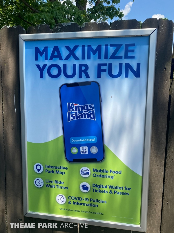 Misc at Kings Island