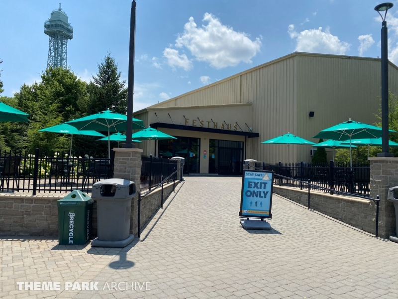 Festhaus at Kings Island