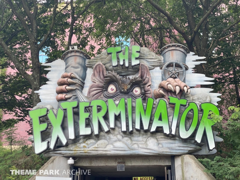 Exterminator at Kennywood